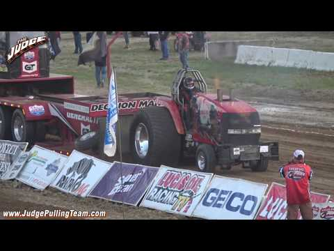 Judge Pulling 2019: Muskingum County Speedway - Dresden, OH