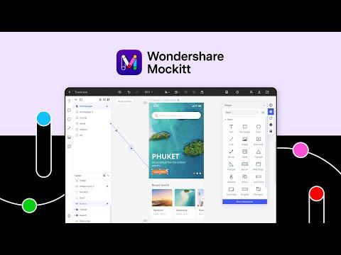 Wondershare Mockitt: Scale Your Design Thinking.