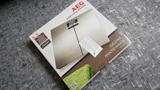 Обзор Напольные Весы AEG PW 5661 FA Inox хорошее качество за скромные деньги