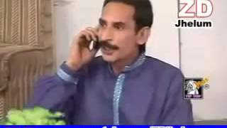 Latest Punjabi stage drama By  Zafri khan And Iftikha thakur very funny