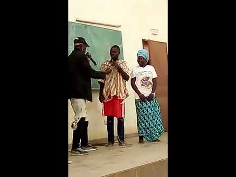 Clip from Ngugi's play I Will Marry When I Want