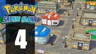 Pokémon Saphir Alpha #04 - Mérouville, nous voilà !
