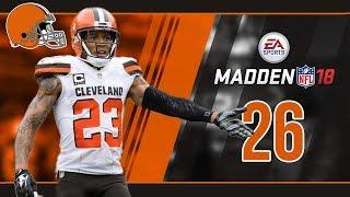 Madden NFL 18 Owner Mode (Cleveland Browns) #26 Vs. Bills