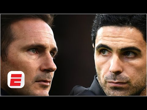 Chelsea vs. Arsenal: Frank Lampard & Mikel Arteta's pre-match press conferences | Premier League