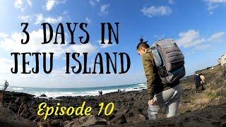 3 Days in Jeju Island - MY FIRST SOLO TRIP ✈️ Episode 10