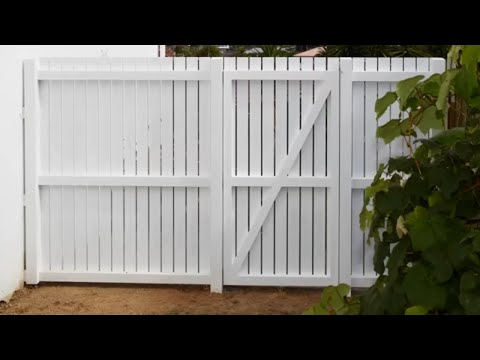 How To Build A Wooden Gate | Mitre 10 Easy As DIY