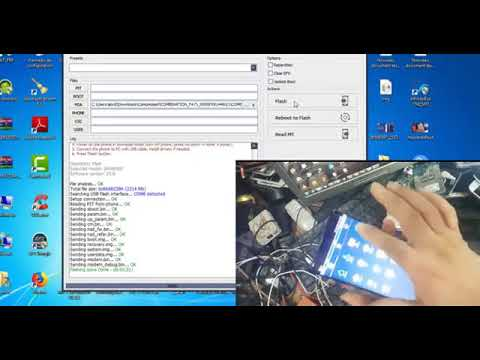 Note8 N950F How To bypass FRP with Z3X and Combination B5 u5