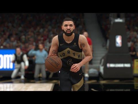 Drake Gets Signed To The Toronto Raptors! Drake In NBA 2K18!