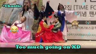 [GFRIEND] Dancing Sunrise wearing Hanboks - Chaotic Ver.