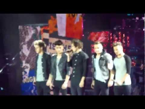 One Direction - I Would - The o2 Arena, London