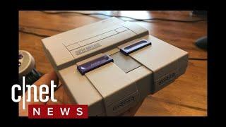 Nintendo's SNES Classic fail (CNET News)