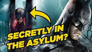 Batman: Arkham Asylum - 10 Coolest Easter Eggs, Secrets And References Explained