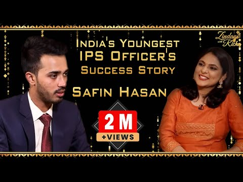 India's Youngest IPS