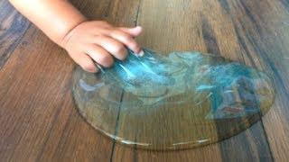 WATER SLIME DIY 💦 HOW TO MAKE CRYSTAL CLEAR SLIME WITHOUT GLUE, WITHOUT BORAX! WATER SLIME RECIPES!