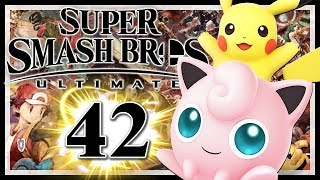 SUPER SMASH BROS. ULTIMATE # 42 👊 Classic Mode: Pikachu & Pummeluff! • Super Smash Bros. Ultimate