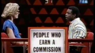 More Down to the wire #7 --  Pyramid game show bonus round  -- The $25,000 Pyramid -- Levar Burton