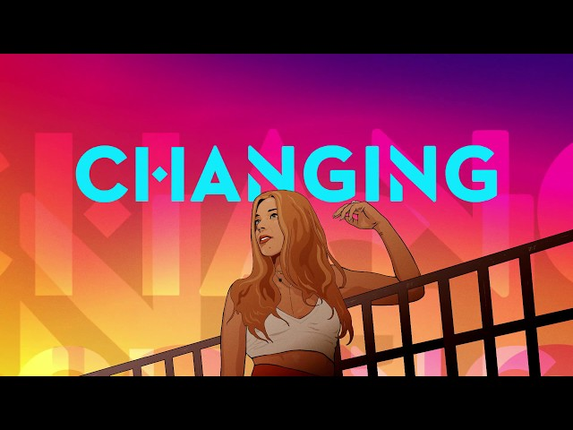 Becky Hill - Changing (Official Visualiser)