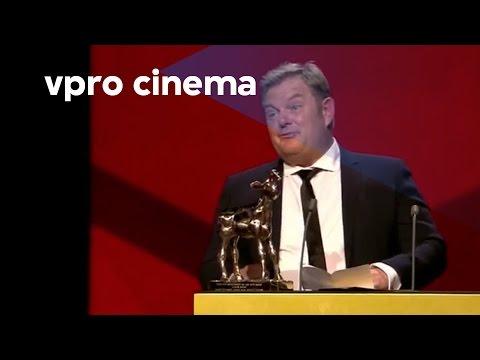 Martijn Fischer wint Gouden Kalf voor Bloed, Zweet en Tranen