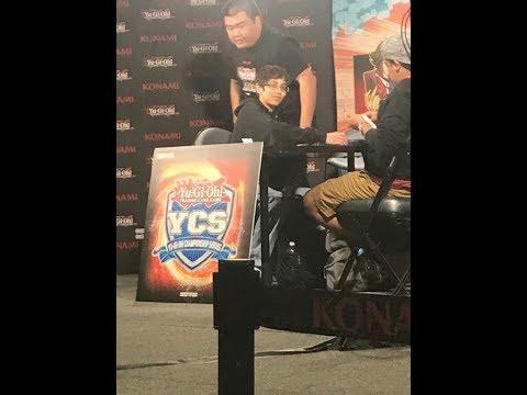 YCS San Diego 2017 - Faisal Khan - 1st Place Spyral Deck Profile!
