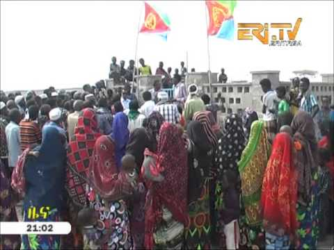 Eritrean TV - New Water Project of Clean Water Supply in Ala