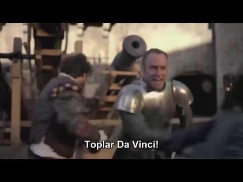 Osmanlı Savaş Sahnesi - Da Vincis Demons