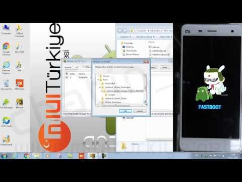 mi-flash-tool-İle-xiaomi-mi4'e-fastboot-rom-yÜklenmesİ