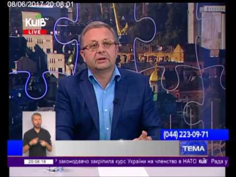Телеканал Київ: 08.06.17 Столиця 19.55