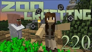 Juggling Safari Nets! 🐘 Zoo Crafting Special! Episode #220 [Zoocast]