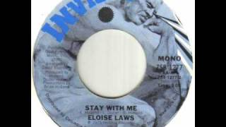 Eloise Laws - Stay With Me.wmv