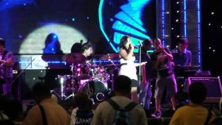 Mia Dizon Performing Live at PAWS World Animal Day (Part II)
