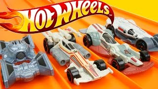 ROGUE ONE STAR WARS MOVIE HOT WHEELS CARSHIPS RACING DUEL TRACK 360 LOOP