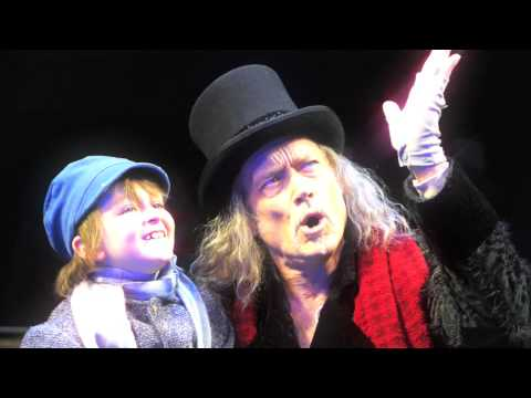 A Christmas Carol at A.C.T. - YouTube