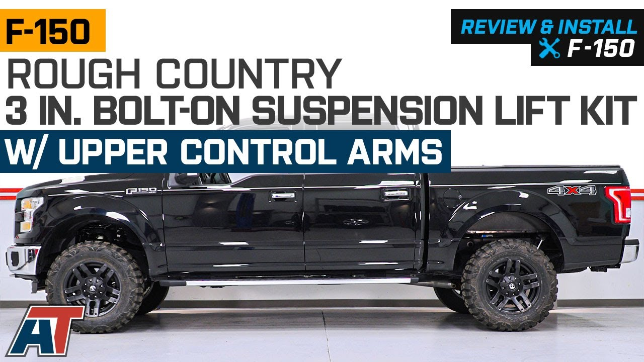 """2005-2019 Ford F250 3/"""" Front 3/"""" Rear Full Lift Kit Super Duty 4WD 4X4"""
