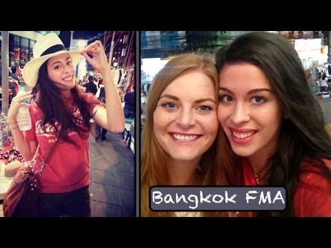 Thailand FMA: Bangkok | HOTSPOTS, Essen, Follow me around | Backpacking Thailand | Travel-Guide