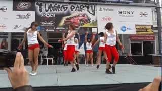 Tuning Party 2012 (Томск) Мужской клуб