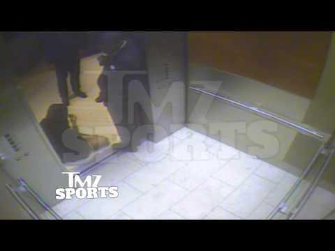 Ray Rice -- ELEVATOR KNOCKOUT Raw Footage | TMZ Sports