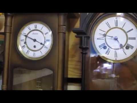 Почему не идут настенные часы с боем