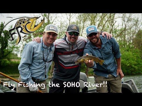 Fly Fishing the SOHO River| All for Tyler