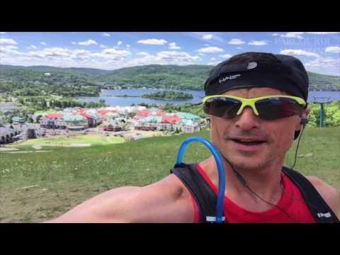 L'entraînement de Patrick Charlebois pour ses 7 marathons sur 7 continents en 7 jours.