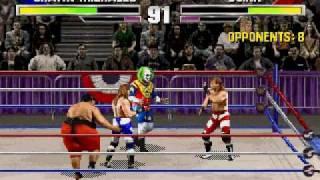 WWF Wrestlemania PC Gameplay