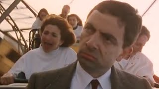 Bean's Rollercoaster Ride | Funny Clip | Classic Mr. Bean