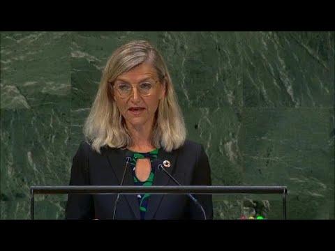 🇩🇰 Denmark - Minister for Development Cooperation Addresses General Debate, 73rd Session