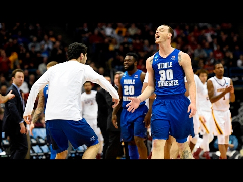 First Round: Middle Tennessee State upsets Minnesota