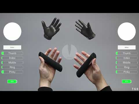 etee: the button-free VR controller