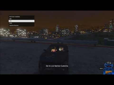 GTA V Online - Lesbian Hooker Sex LOL WTF