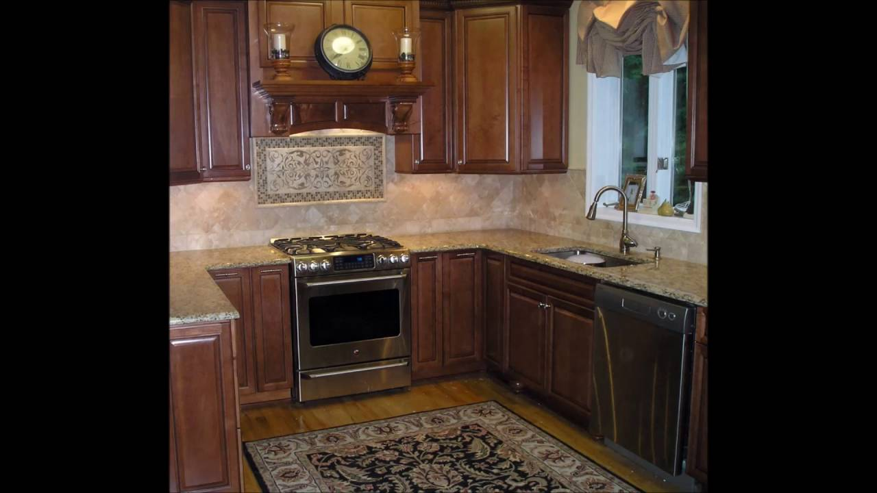 Diana solarius granite countertop backsplash design youtube for 3 4 inch granite countertops