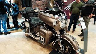 10 New Indian Motorcycles Best Models For 2019
