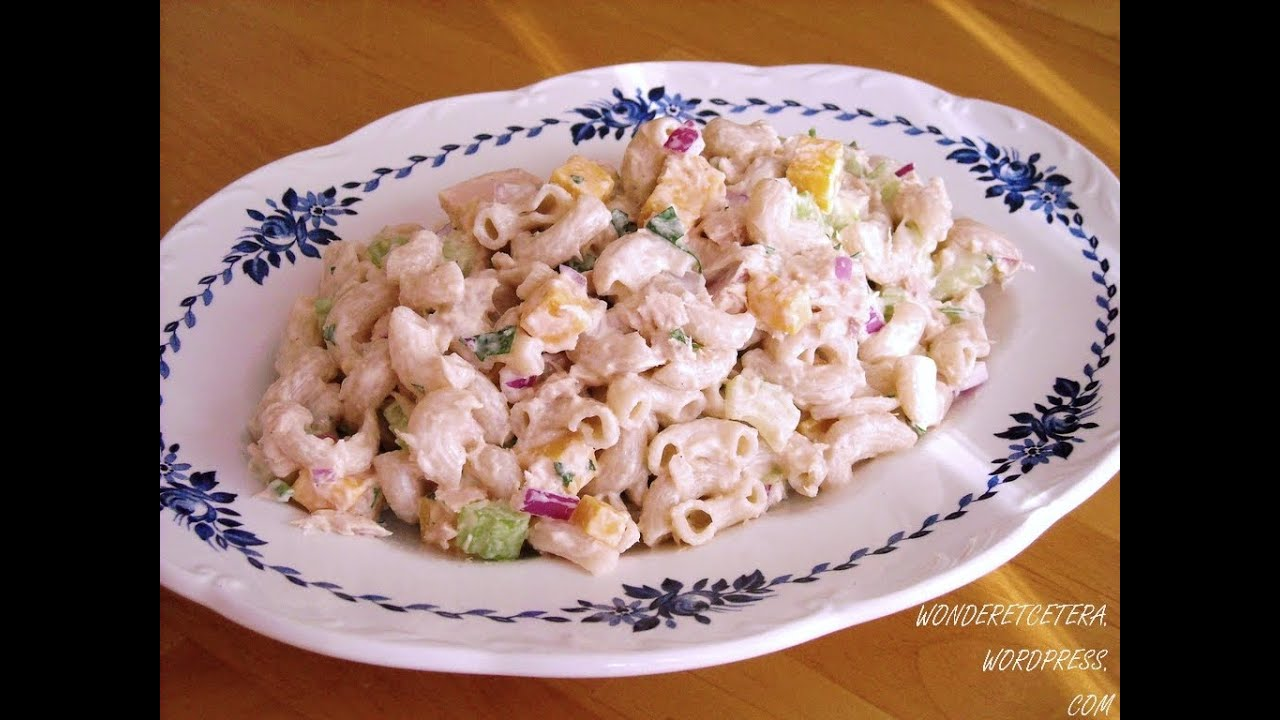 Kiannas tuna salad recipe the perfect lunch and light dinner kiannas tuna salad recipe the perfect lunch and light dinner youtube forumfinder Gallery