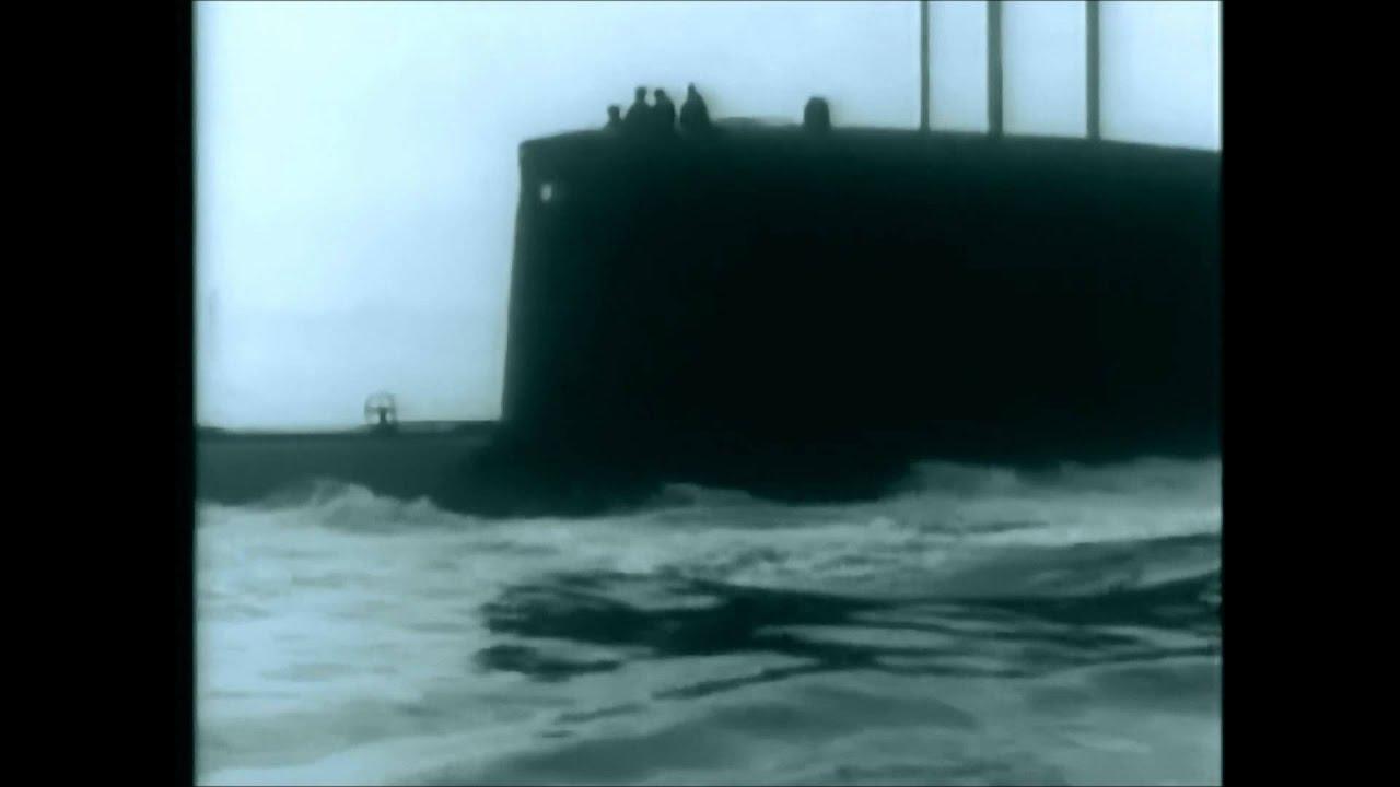 Soviet Mike class ( K-278 Komsomolets ) submarine video ...