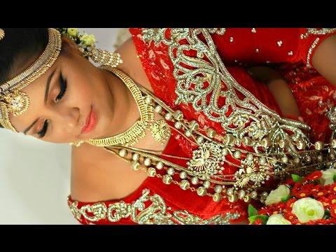Sri lankan Kandyan Bridal Makeup | South asian ||| Srilankan Makeup Artist || Beauty Dosage